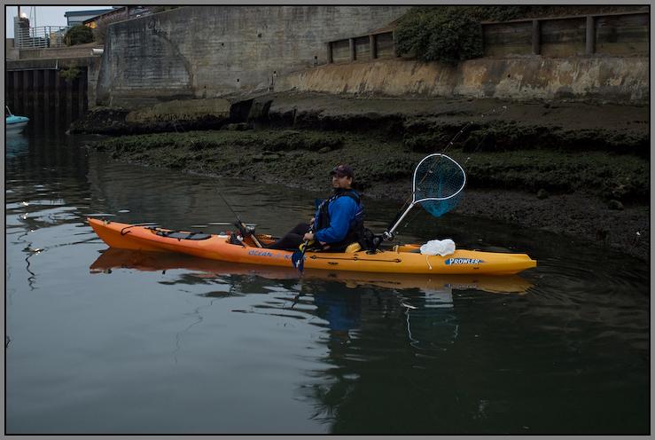 Santa cruz and monterey bay fishing view topic kayak for Santa cruz fishing